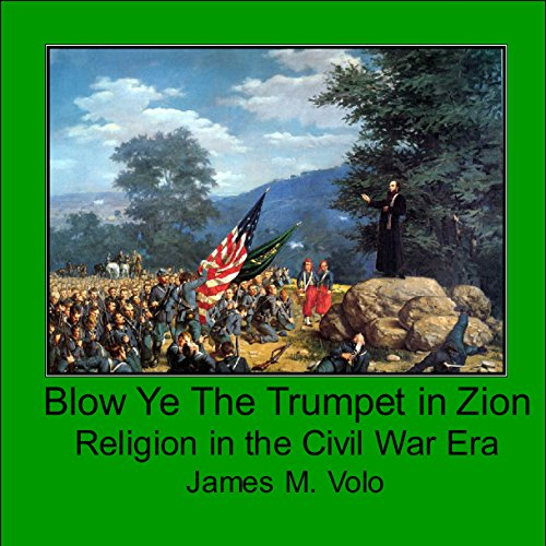 Blow Ye the Trumpet in Zion audiobook cover art