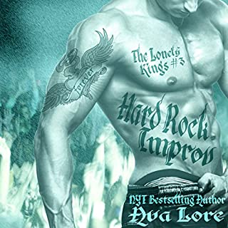 Hard Rock Improv audiobook cover art