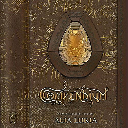 Compendium audiobook cover art