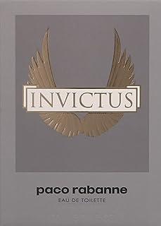 Paco Rabanne Invictus for Men 100ml Eau de Toilette transparent