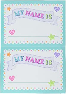 name tags for baby shower