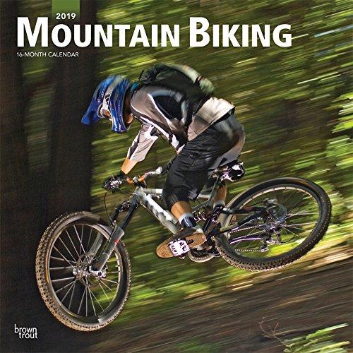 Mountain Biking - Mountainbiken 2019 - 16-Monatskalender: Original BrownTrout-Kalender [Mehrsprachig] [Kalender]