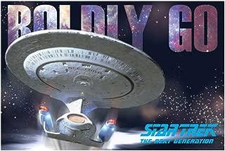 Star Trek Next Gen Boldly Go Ship Poster 36 x 24in