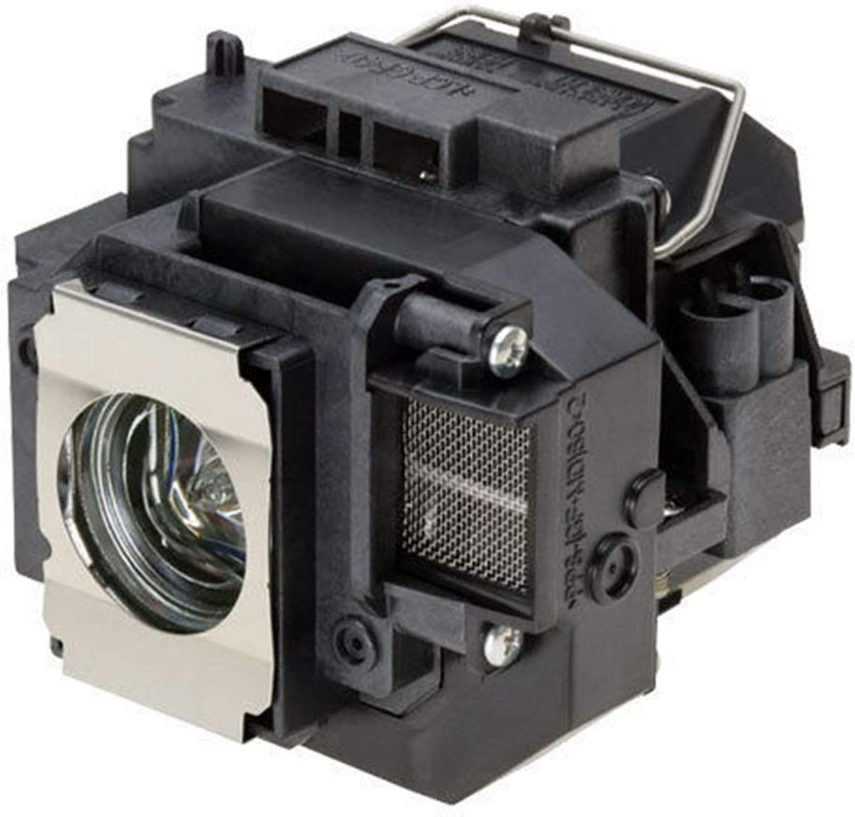 ELP-LP58 V13H010L58 Replacement Projector Lamp for EB-S10 EB-S9 EB-S92 EB-W10 EB-W9 EB-X10 EB-X9 EX5200 PowerLite 1220 PowerLite 1260 PowerLite S9 VS-200, Lamp with Housing by CARSN