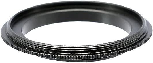 Gadget Career 52mm Reverse Adapter Retroadapter for Canon EOS Mark Mark 9000D 8000D 800D 750D 200D 77D Rebel SL2 T6i T7i Kiss X9i X8i