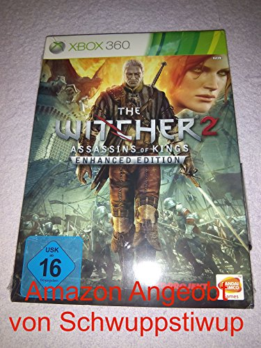 Witcher 2: Assassins of Kings - Enhanced Edition [Importación alemana]
