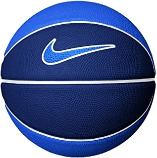 6ac7006791b Bola de Basquete Nike Swoosh Mini Tamanho 3 - Azul Escura com Azul
