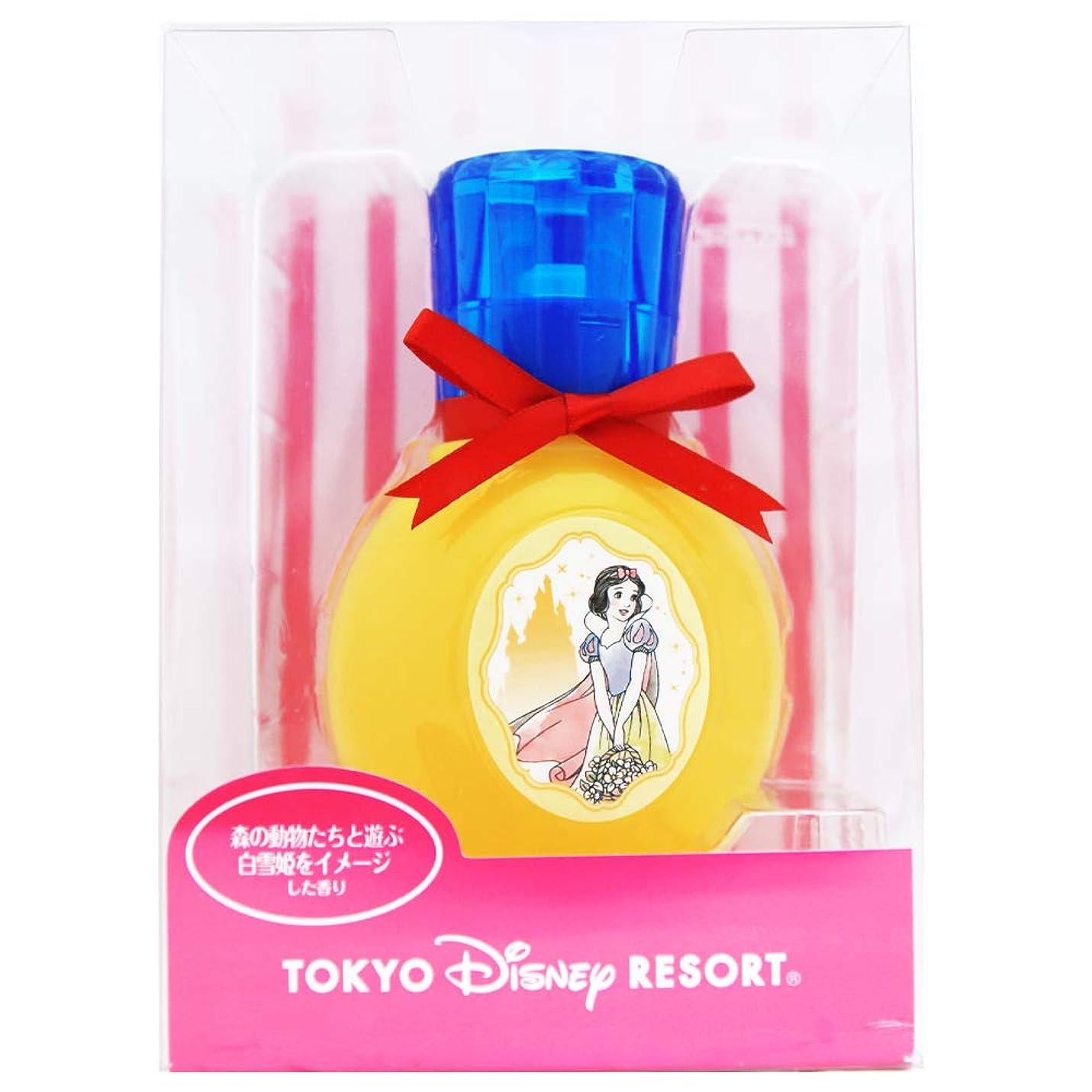 ルームフレグランス ( 白雪姫 ) 森の動物たちと遊ぶ白雪姫をイメージした香り ディズニー プリンセス グッズ 部屋 ルーム 芳香剤 リゾート限定