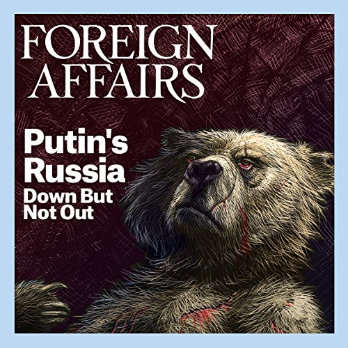 The May/June 2016 Issue of Foreign Affairs audiobook cover art