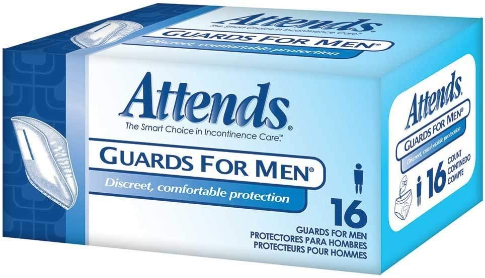 Attends Guards For Men Pack Spring new work 16 Popular product of
