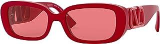 نظارة شمسية من فالنتينو VA 4067 511087 احمر