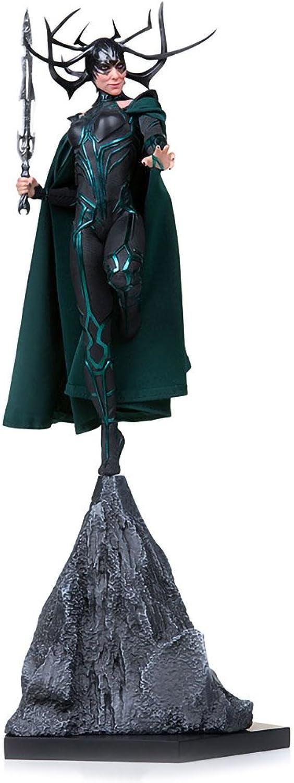 Iron Studios IS300997 1 10 Hela-Thor Ragnarok-BDS Art Scale Statue