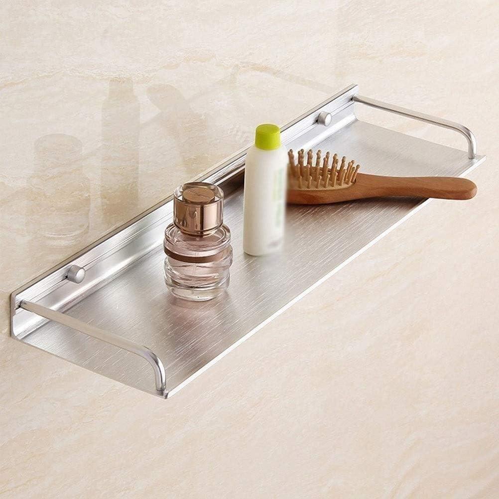 AINIYF Bathroom Shelf Towel Rail Industry No. 1 Mount Aluminum Storage Max 51% OFF Bas Wall