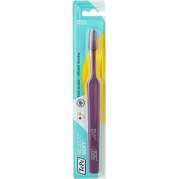 TePe Select - Cepillo de dientes suave/Cepillo manual para adultos ...