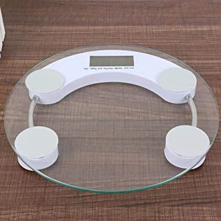 Báscula de baño digital Báscula corporal de vidrio templado Báscula de peso del hogar Báscula de cocina