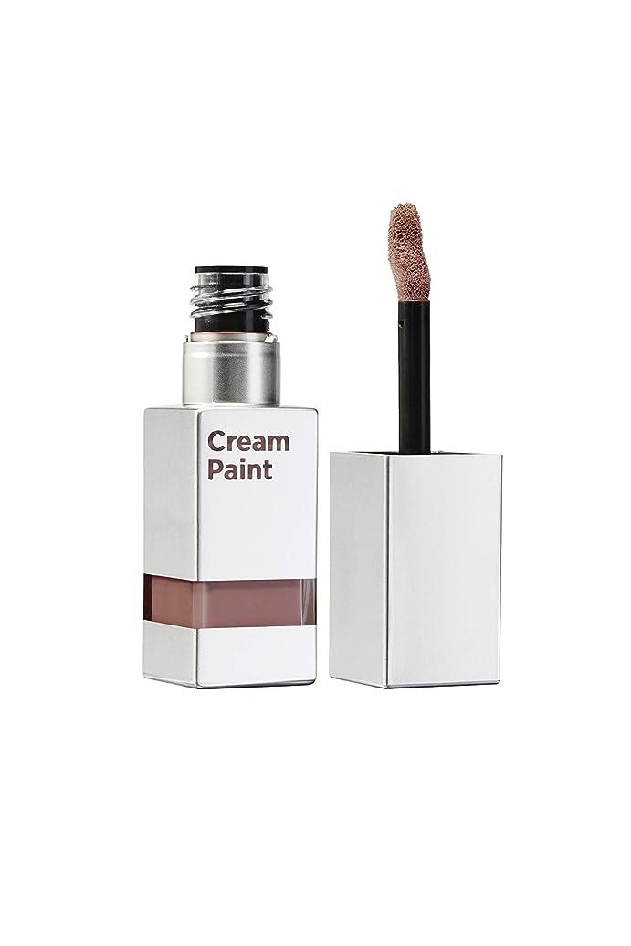 アルバニー正しいギャザームーンショット(moonshot) ブラックピンク クリームペイントライトフィットリップ MLBBリップ マットリップ リップスティック Moonshot Cream Paint Lightfit (M811 ヌーディブランチ Nudy Branch)