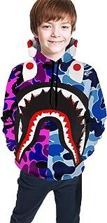 Best bape purple and blue camo hoodie Reviews