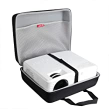 Hermitshell Hard Travel Case for DR. J Professional 6800Lumens LCD Projector Full HD Projector
