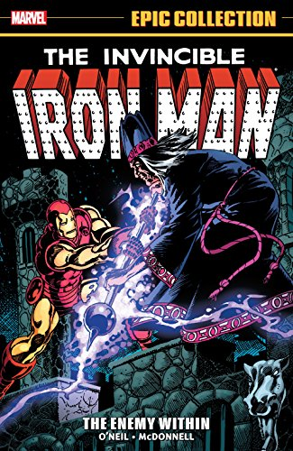 Iron Man Epic Collection: The Enemy Within (Iron Man (1968-1996)) (English Edition)