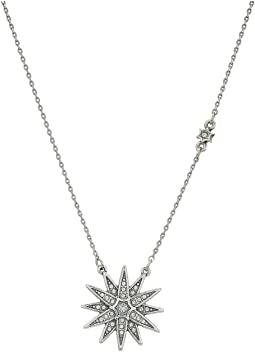 Contempo Starburst Short Necklace