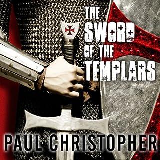 The Sword of the Templars audiobook cover art
