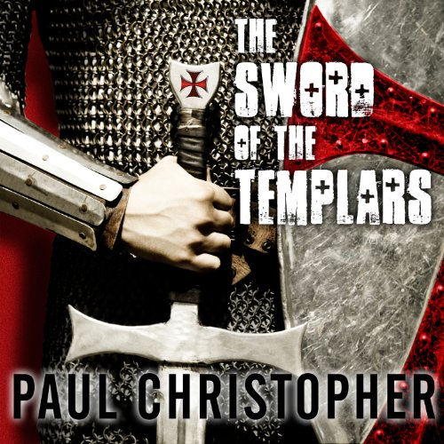 The Sword of the Templars audiobook cover art