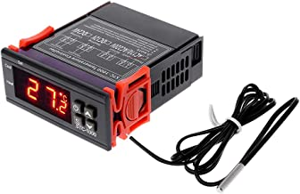 Basik STC-1000 - Relé termostato digital con pantalla LCD (110 V, 220 V)