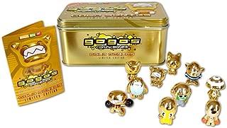 GoGo's Crazy Bones - Collectors Tin GOLD Series - (includes 10 exclusive Crazy Bones)