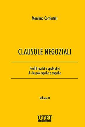Clausole negoziali