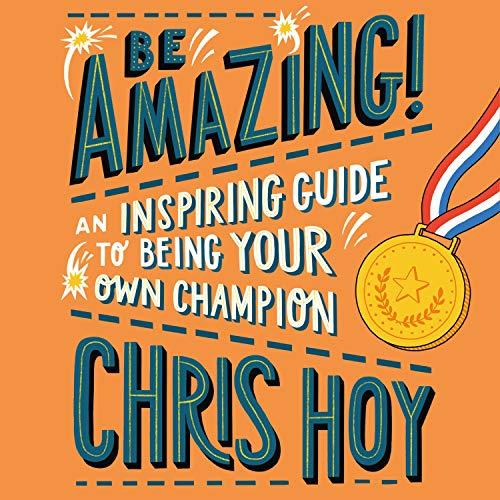 Be Amazing! cover art