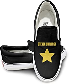HYRONE Steven Star Logo Universe Design Sport Shoes Sporting Black