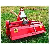 DEMA - Fresadora de suelo / fresadora trasera 105 para tractores 20-30 CV