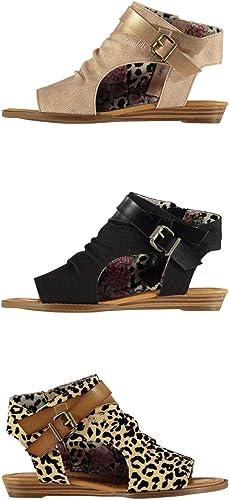 BFaiblefish Balla Sandales Femmes Extérieur Chaussures Tongs