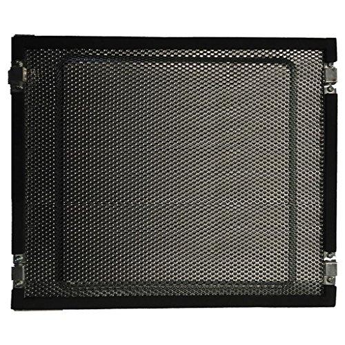 Exquisit Aktivkohlefilter Kohlefilter Filter für Dunstabzugshaube Schwarz C08