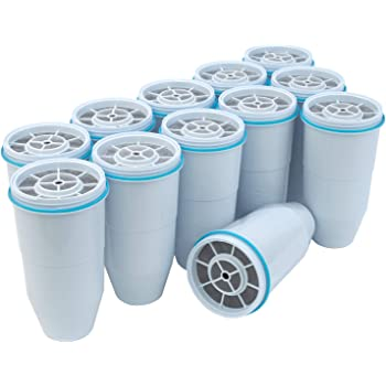Replacement Filter for Zero Water Pitchers and Dispensers NSF Certified 1 Pack