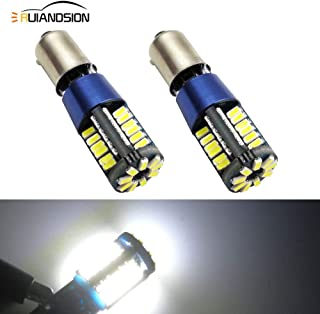 C15779 AERZETIX Lot de 10 Ampoules T5 1.2W 12V W1.2W W2X4.6D ambr/é veilleuses Tableau de Bord pour Auto Voiture