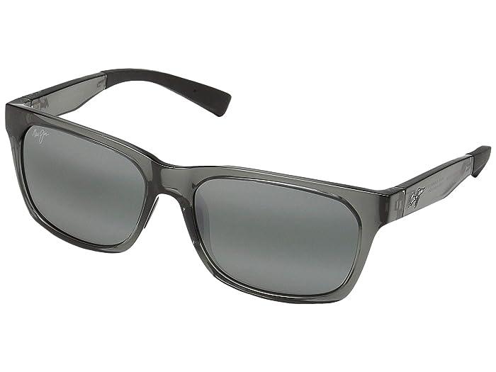 Boardwalk (Translucent Grey/Neutral Grey) Fashion Sunglasses