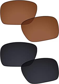 Galvanic Replacement Lenses for Oakley Holbrook XL OO9417 Sunglasses - Multiple Choices