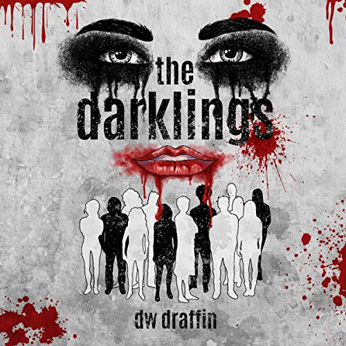 The Darklings audiobook cover art