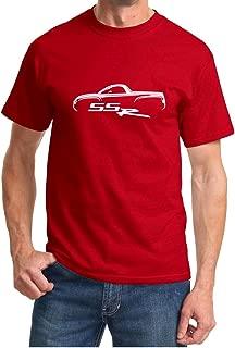 2003-06 SSR Hardtop Classic Car Outline Design Tshirt