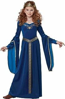 girls tudor queen costume