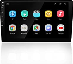 ZHNN Android 9.1 Car Stereo Radio 9 Inch Double Din Touchscreen Multimedia Player in-Dash Head Unit with GPS Navigation Re...