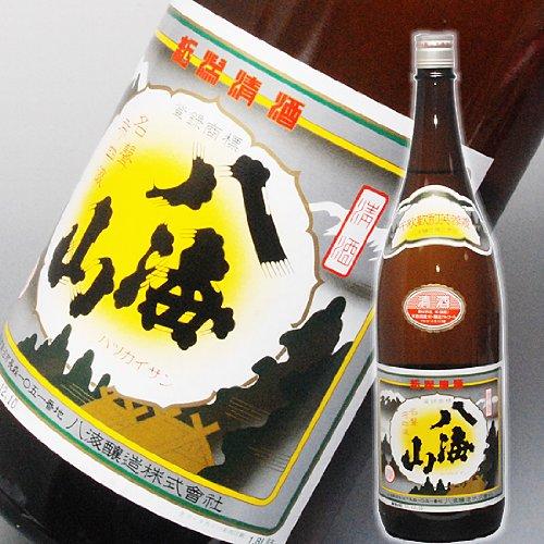 八海山 普通酒 1800ml 一升瓶 はっかいさん