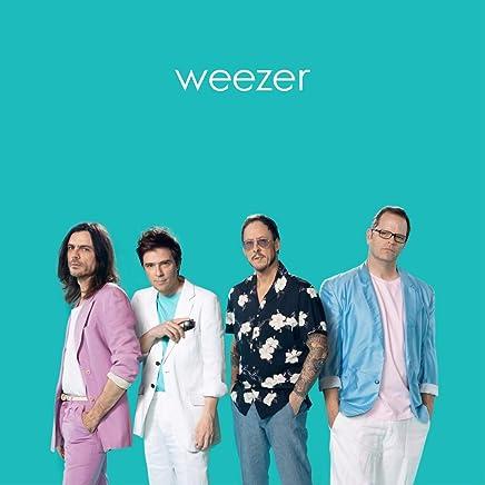 Weezer (teal Album) (Vinyl)