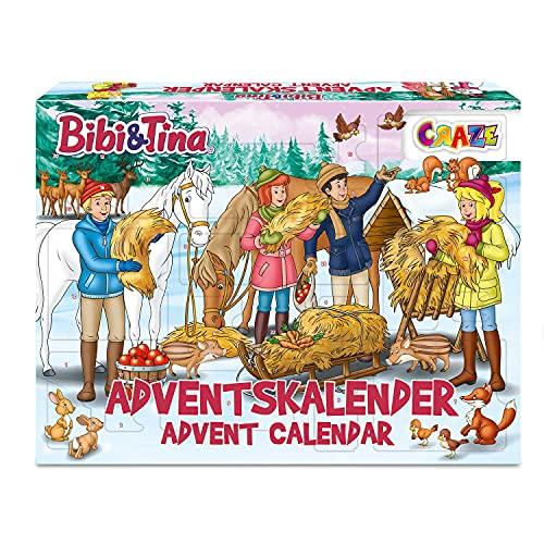 Bibi & Tina Weihnachtskalender 2021