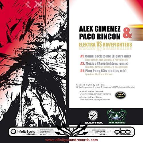 Alex Gimenez & Paco RIncon