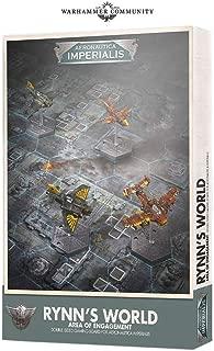 Games Workshop: Aeronautica Imperialis: Rynn's World Area of Engagement Board