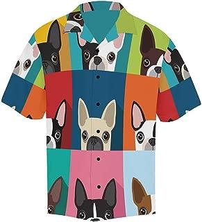 Boston Terrier Short-Sleeve Shirt