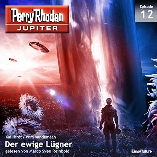 Der ewige Lügner audiobook cover art