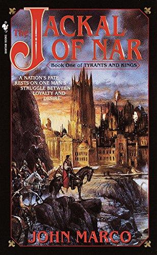 The Jackal of Nar (Tyrants and Kings Book 1)